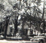 This home near the corner of 54th and Oak was built in the early part of the 20th century as development of the Country Club District began south of Brush Creek.