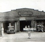 This block of Midtown was a mix of commercial and neighborhood businesses in 1940. AT 15 W. 31st Street, this building housed both an auto repair shop and a Venetian blind store. Next door, Mason's Rabbitry offered rabbits – both Eastern bunnies and breeders– for almost a decade from 1939 to 1946.