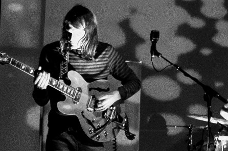 Christian Bland of The Black Angels