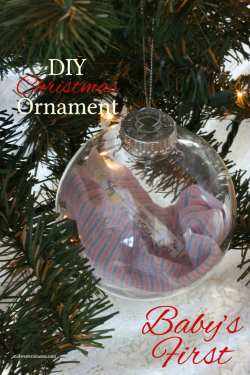 Small Of Baby First Christmas Ornament