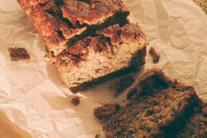 easy banana bread | midwestlovefest.com