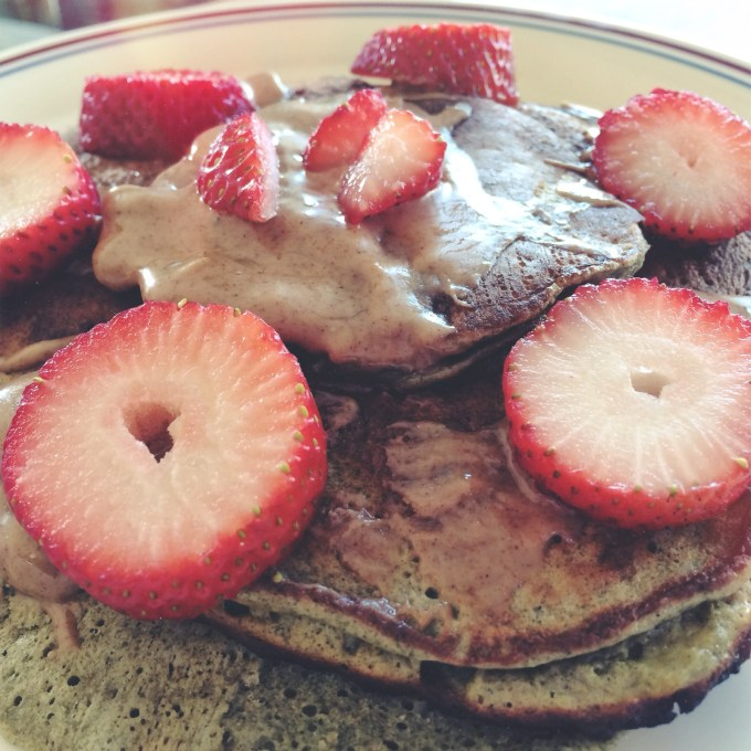 protein pancakes ▲ midwestlovefest