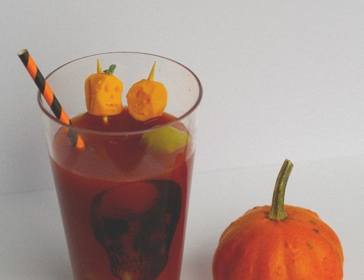 healthified bloody mary