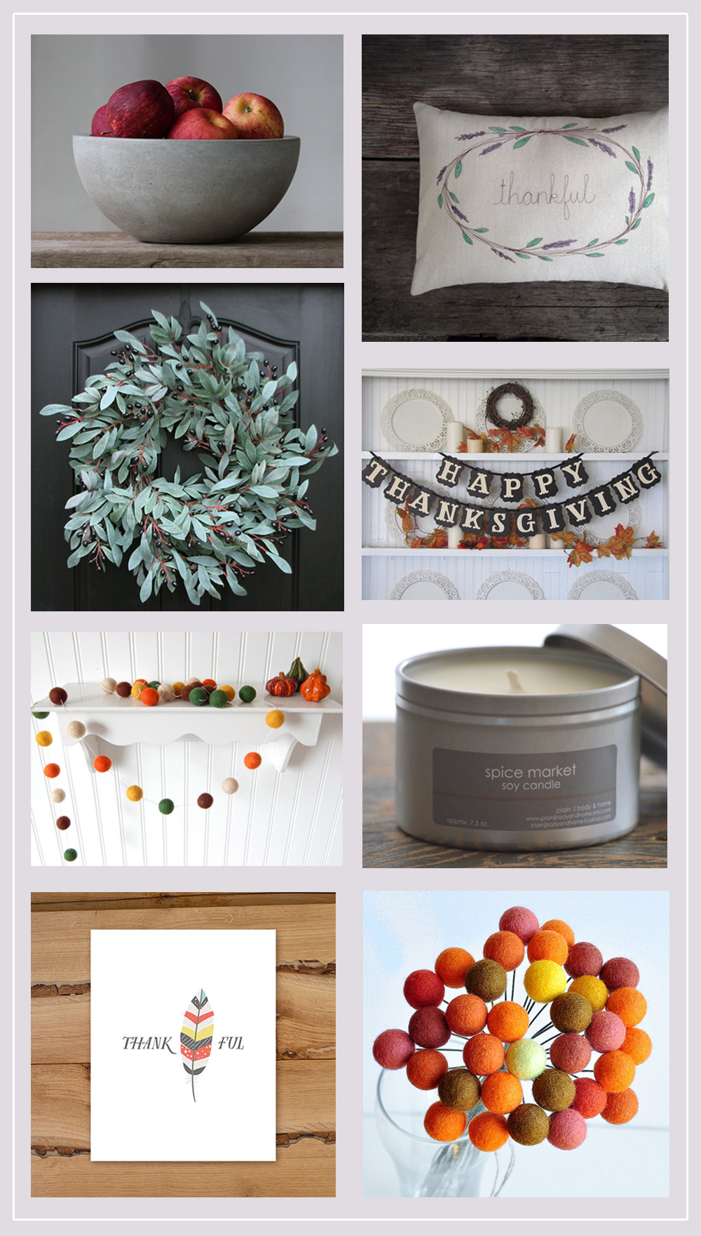 perfect etsy items for November