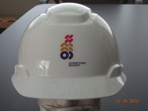 Customize Hard Hat sticker 2 Image