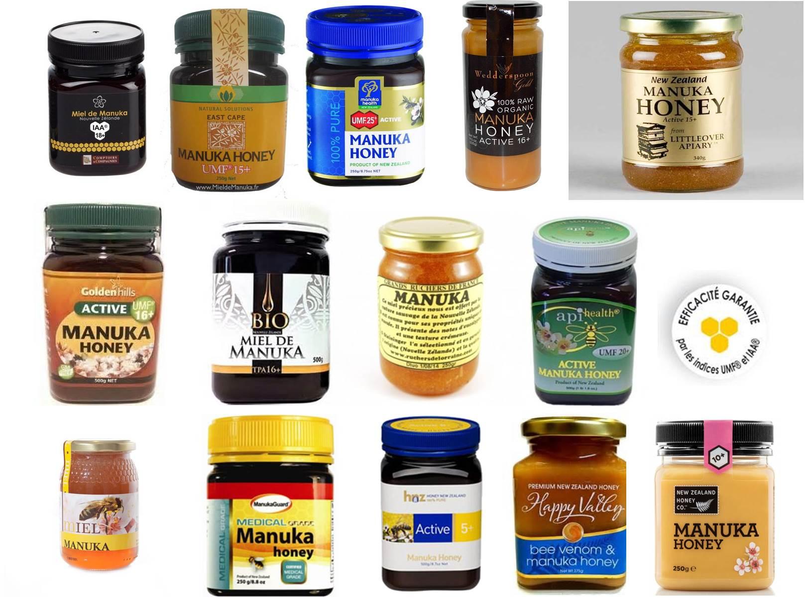 Best brand manuka honey