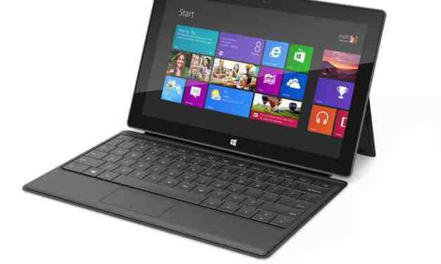 Microsoft Surface poised to take a bite out of Apple iPad and Air?