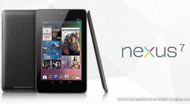 Nexus 7 16 GB sales on hiatus