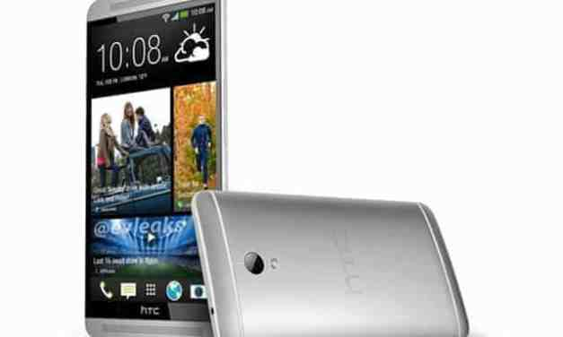 HTC One Max press image spotted