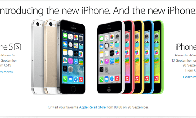 iPhone 5c announced: Apples not so cheap budget iPhone
