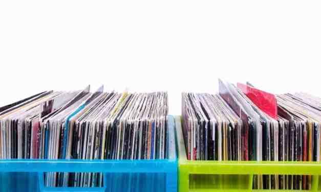 Modern Turntables Assist In Vinyl Sale Increase