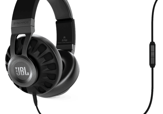 JBL Synchros S700 Event and Review