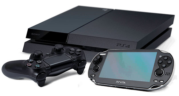 Remote Play with PS4 and PS Vita