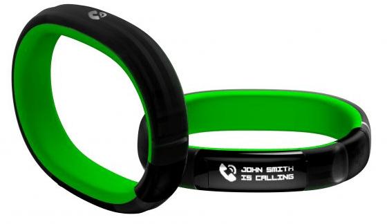 Razer Nabu fitness tracking smartwatch unveiled at CES 2014