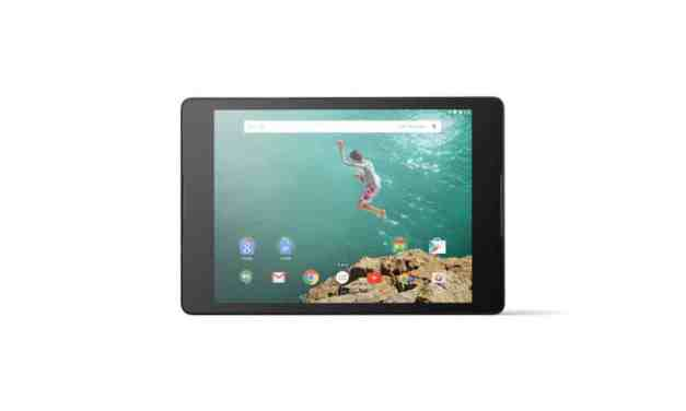 Google Nexus 9 Tablet Announced