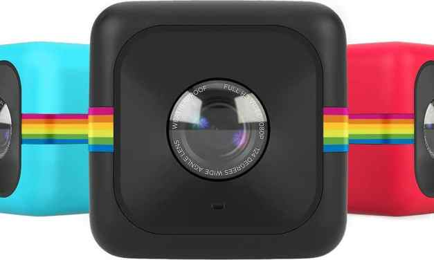 Polaroid Cube HD Action Camera Review