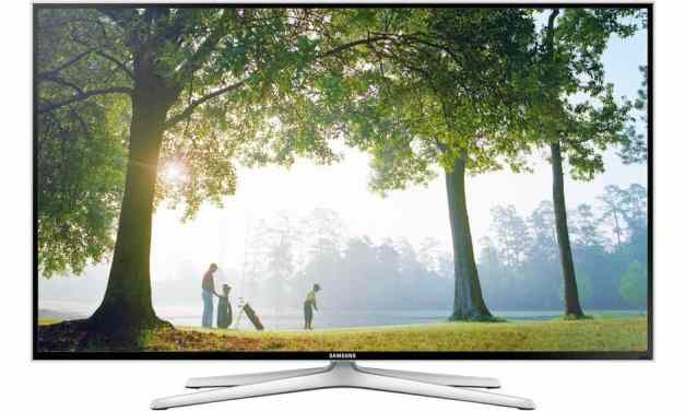 Samsung UE55H6400 55″ LED TV Review