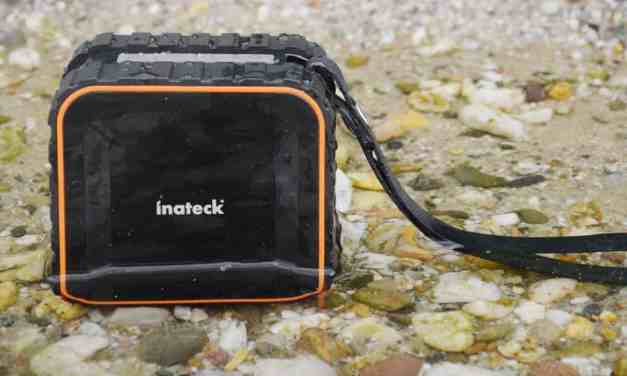 Inateck Water-resistant Bluetooth Speaker Review