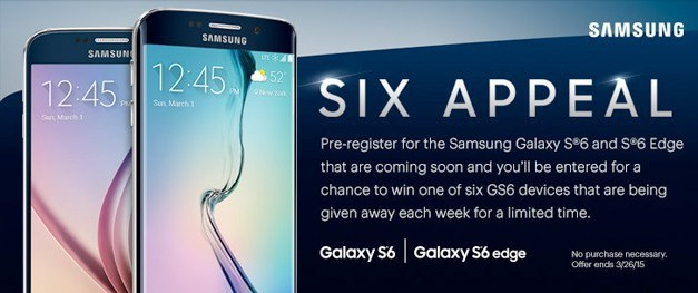 Watch the Samsung Galaxy Unpacked 2015 Live Stream Here with Galaxy S6 Launch