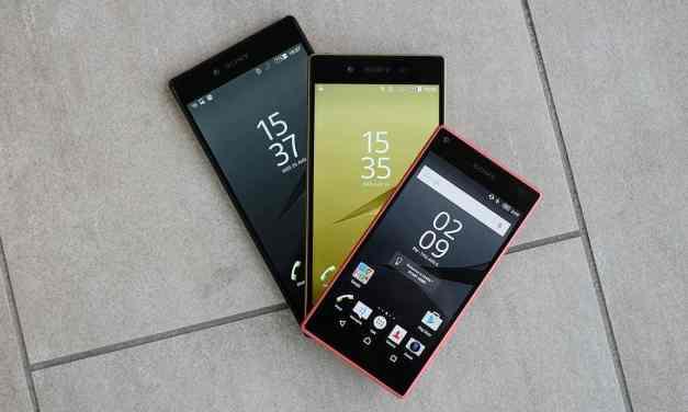 IFA 2015: Sony Xperia Z5 Announced. First 4k Phone