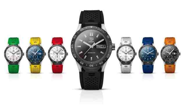 Tag Heuer Connected Smart Watch Announced