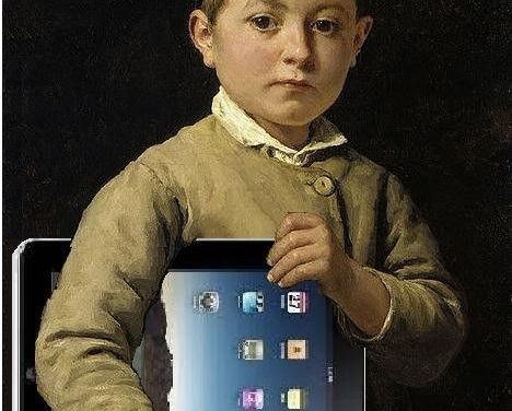 How to prolong the life of your tablet with kids around