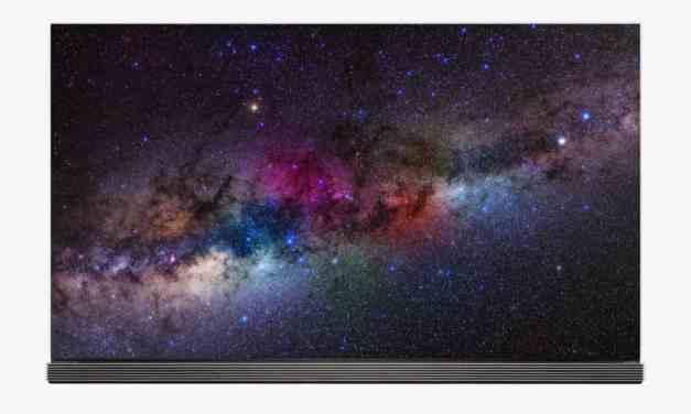 CES 2016: LG's 2016 4K OLED TVs