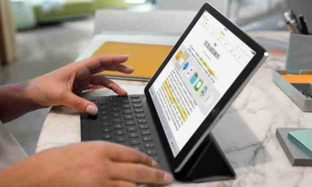 9.7-inch Apple iPad Pro Announced