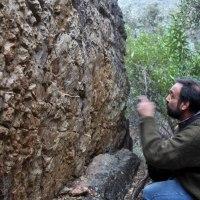 20160208 Ruta de Investigación de Pinturas Rupestres en Cabañas del Castillo. Arte Rupestre en el Geoparque Villuercas Ibores Jara. Extremadura