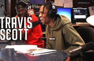 Video: Travis Scott Sits Down with Ebro In The Morning
