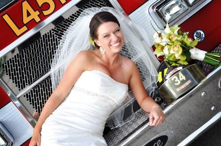 W-bride-fire-truck