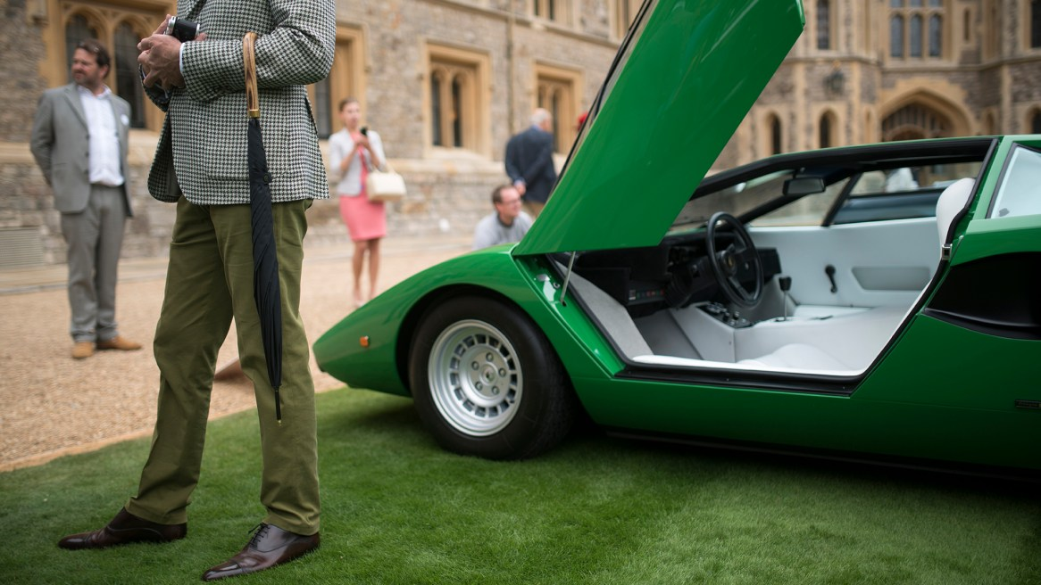 2016 Windsor Concours of Elegance