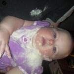 When babies get quite…