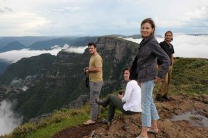 Great Escarpment in south-east Brazil (Alex Borba Duarte, Fernanda Quaglio, Tania Linder-Dutra, Thièrs Wilberger).