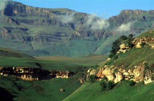 Southern Drakensburg, South Africa