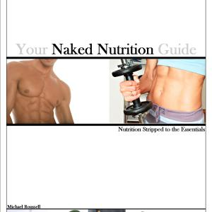 Your Naked Nutrition Guide (Front Cover)