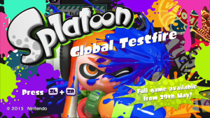 Game Preview: Splatoon
