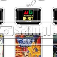 話題の『セガ3D復刻アーカイブス3 FINAL STAGE』、セガストアの予約特典は「ミニチュアMDパッケージ風アクリルキーホルダー」!