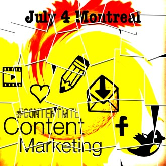 Premiere Content #Marketing Workshop and Panel #Montreal #ContentMTL