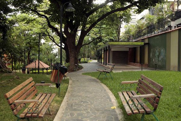 Parque Boyacá, parques