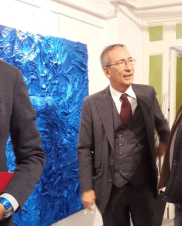 Il Segretario Generale dello Spazio LOA; Milo Goj