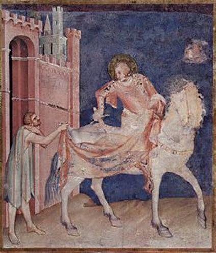 S. Martino visto dal pittore Simone Martini