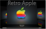 Retro Apple Wallpaper
