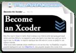 Milaraki.com widget και widget για το podcast …