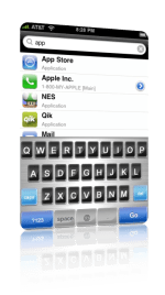 QuickGold = QuickSilver για το iPhone