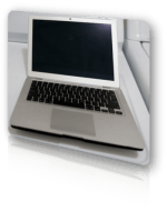 Ένα ύποπτο MacBook Air