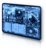 Ένα MacBook πάει για ακτινογραφίες
