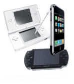 iPhone Vs … PSP