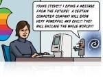 Steve Jobs 1984 comic