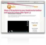 Quix : Command line για τον Browser σας